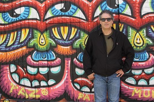 Gerry Alvarez graffiti