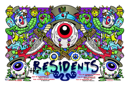 The Residents by Steven Cerio
