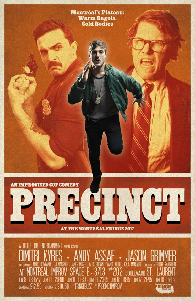 Precinct Poster