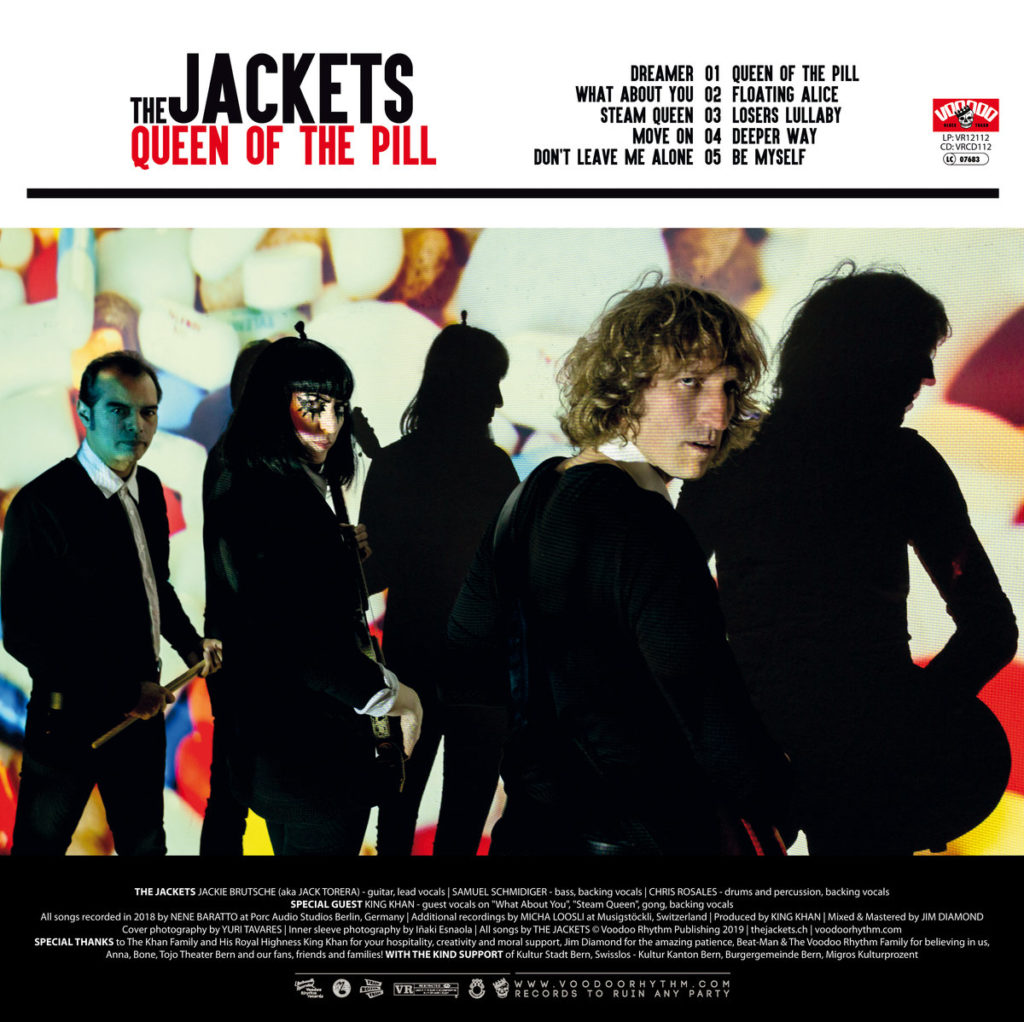 The Jackets Queen of the Pill