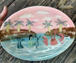 Smerlina plate Phil Musen