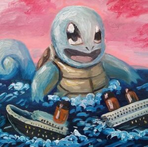 Squirtle Phil Musen