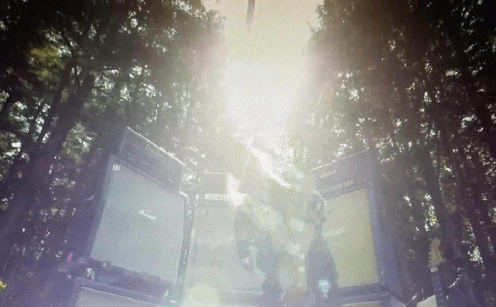 Live and Alone livestream J Sunlight2
